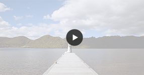 Watch Rotorua Backyard Wedding Video